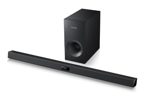 Samsung HW-FM35 2.1-Channel 120-Watt Soundbar - Black (Certified