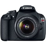 Canon EOS Rebel T5 Digital SLR Camera Kit with EF-S 18-55mm IS II Lens - Best Reviews Guide