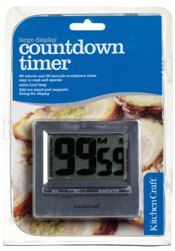 Best kitchen timers 2016 top 10 kitchen timers reviews for Kitchen craft cookware reviews