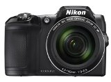 Nikon COOLPIX L840 Digital Camera with 38x Optical Zoom and Built-In Wi-Fi (Black) - Best Reviews Guide