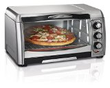 Best Toaster Ovens - Hamilton Beach 31333C 6 Slice All Stainless Steel Review