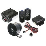 Pyle 4-Button Remote Door Lock Vehicle Security System PWD701 - Best Reviews Guide