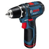 Bosch Professional GSR10.8-2-LI 10.8V Cordless Li-Ion Drill Driver with Keyless Chuck in L-Boxx with 2 x Batteries - Best Reviews Guide
