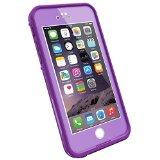 Lifeproof fre Waterproof Case for Apple iPhone 6, Purple - Best Reviews Guide