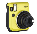 Fujifilm Instax Mini 70 - Cámara Instantánea, color Canary Yellow - Best Reviews Guide