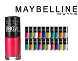 Lot of 12 Maybelline Color Show Finger Nail Polish Collection Set Random - Best Reviews Guide