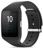 Sony Mobile SWR50 SmartWatch 3 Fitness- und Aktivitätstracker Armband Kompatibel mit Android 4.3+ Smartphones - Schwarz - Best Reviews Guide