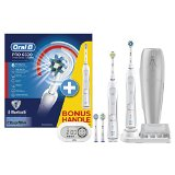 Oral-B Smart Series 6500 Electric Rechargeable Toothbrush Powered by Braun - Dual Handle Pack - Best Reviews Guide