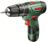 Bosch PSB LI-2 Cordless 10.8 V Lithium-Ion Hammer Drill Driver with Battery - Best Reviews Guide