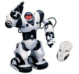 RoboActor Interactive Programmable RC Robot - Intelligent Walking Running Remote Control Robot 67 Pre-Programmed Functions - Humanoid Robosapien with Attitude - Infrared Remote Controlled - Best Reviews Guide