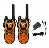 Motorola MT350R FRS Weatherproof 2-Way 35-Mile Radio, Orange - Best Reviews Guide