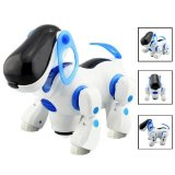 Popamazing Interactive i-Robot Robotic Pet Dog Walking Puppy Kids Educational Walking Toy Lucky - Best Reviews Guide
