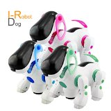 I-ROBOT Robotic Pet Dog Puppy, Highly Interactive(Blue) - Best Reviews Guide