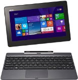 Asus Transformer Book T100TA 25.65 cm (10.1 Zoll) Convertible Tablet PC (Intel Atom Quadcore Z3740 1,3GHz, 2GB RAM, 64GB+500 HDD, Intel HD, Windows 8.1 Touchscreen) grau - Best Reviews Guide
