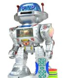 IQ Doctor The Radio Controlled Robot - Walks , Glides, Turns, Dances, Launches Frisbees with Sounds And Lights - Best Reviews Guide
