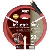 Apex 8695-50 Commercial 5/8-Inch-by-50-Foot All Rubber Hose, Red - Best Reviews Guide