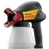 Best Paint Sprayers - Wagner 0525010 Project Power Painter with Optimus Review