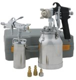 Best Paint Sprayers - Grizzly H6331 Spray Gun Set, 2-Piece Review