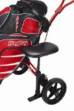Best Golf Push Carts - Bag Boy Push Cart Seat Review