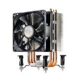 Cooler Master Hyper TX3 - Ventilador de CPU (3 tubos de contacto directo de calor, ventilador con PWM), plateado - Best Reviews Guide