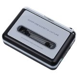 USB Audio Cassette Tape Converter to MP3 CD Player PC - Best Reviews Guide