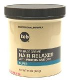 TCB Hair Relaxer 15 oz. Super Jar (Case of 6) - Best Reviews Guide