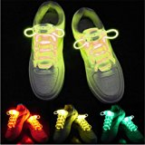 Evana Playtube Led Light Up Shoe Laces Perfect Party Animal Shoelace - Best Reviews Guide