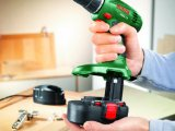 Bosch PSR 18 Cordless NiCad Drill Driver with 2 x 18 V Batteries, 1.2 Ah - Best Reviews Guide