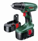Bosch PSR 18 Cordless NiCad Drill Driver with 2 x 18V Batteries, 1.2 Ah - Best Reviews Guide