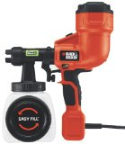 Best Paint Sprayers - Black & Decker BDPH200B Smart Select HVLP Sprayer Review