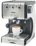 Ufesa CE7141 - Máquina de café, 1050 W, capacidad de 1,5 l, color plata y negro - Best Reviews Guide