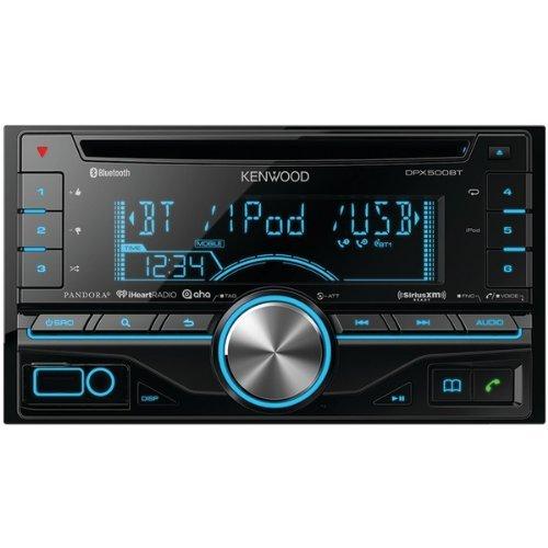Double din in dash radio
