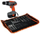 Terratek 150 Piece 18V Cordless Drill, Fantastic Electric Screwdriver complete with Tool & Accessory Set - Best Reviews Guide