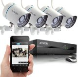 Zmodo 4CH 720P PoE NVR HD Security Camera - Best Reviews Guide