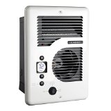 Cadet CEC163TW Energy Plus multi-watt 120/240V wall heater with electronic thermostat, white - Best Reviews Guide