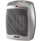 Lasko 754200 Ceramic Heater with Adjustable Thermostat - Best Reviews Guide
