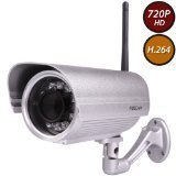 Foscam FI9804P 720P 1.0 Megapixel H.264 Outdoor Wireless IP Camera - Best Reviews Guide