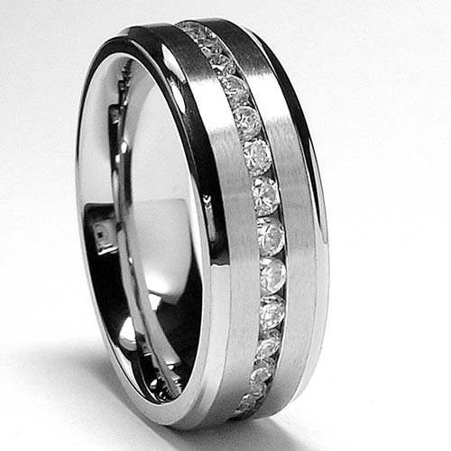 Very expensive wedding rings