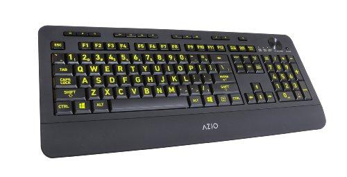 Best backlit keyboards 2016 top 10 backlit keyboards for Backlit keyboard large letters
