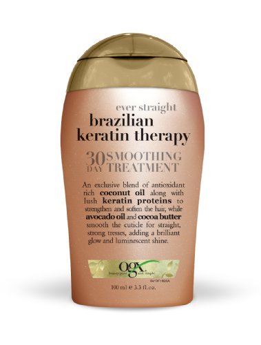 Ogx Brazilian Keratin Therapy 30 Day Smoothing Treatment | New Style ...
