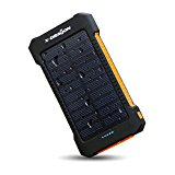 X-DRAGON 10000mAh Portable Solar Charger Power Bank - Best Reviews Guide