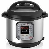 Instant Pot IP-DUO60 7-in-1 Programmable Pressure Cooker - Best Reviews Guide