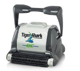 Hayward RC9990GR TigerShark QC Automatic Robotic Pool Cleaner with Quick Clean Technology - Best Reviews Guide