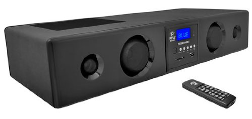 Pyle PSBV200BT 300 Watt Bluetooth Soundbar with USB/SD/FM