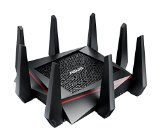 ASUS RT-AC5300 Wireless AC5300 Tri-Band Gigabit Router, AiProtection with Trend Micro for Complete Network Security - Best Reviews Guide