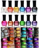 Kleancolor Nail Polish - Awesome Metallic Full Size Lacquer Lot of 12-pc Set by Kleancolor - Best Reviews Guide