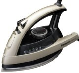 Panasonic NIW810CSN Steam/Dry Iron (Champagne Gold) - Best Reviews Guide