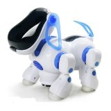 RC iRobotic Electronic i Robot Dog Remote Control Toy Pet Puppy for X'mas Gift for Kids Children by Grids London - Best Reviews Guide